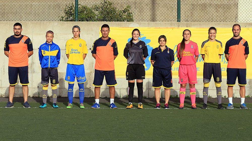 La UD Las Palmas tendrá su equipo femenino en Tenerife