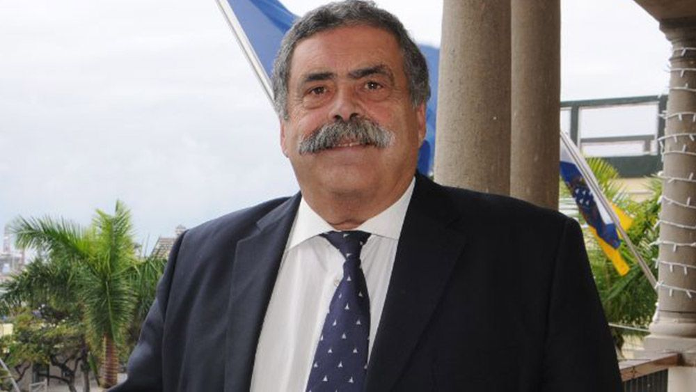Pedro Rodríguez Zaragoza, nuevo director general del CD Tenerife