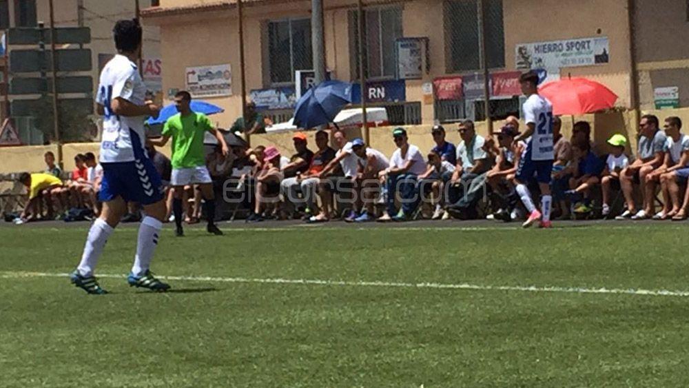 Segunda victoria de la pretemporada para el CD Tenerife