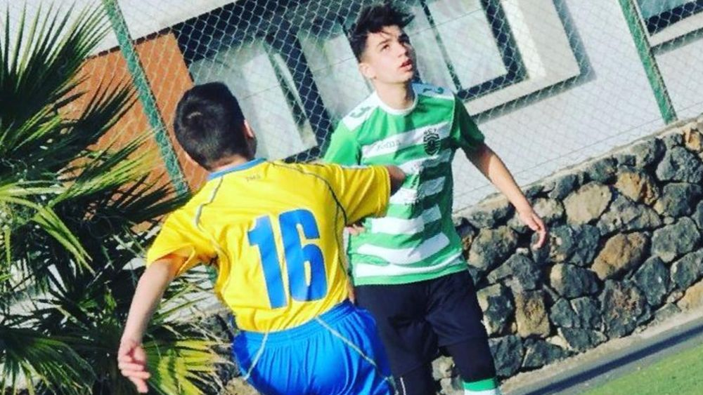 El Girona FC se lleva a David Beltrán, jugador del Sporting Tenerife