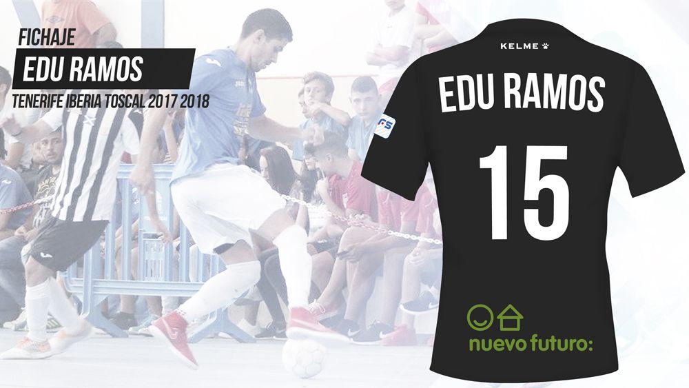 El Tenerife Iberia Toscal incorpora a Edu Ramos