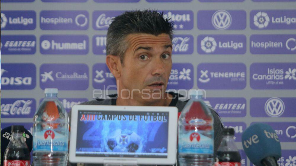 """Martí: """"Conozco el mercado, queremos que lo que se fiche mejore lo que hay en el CD Tenerife"""""""
