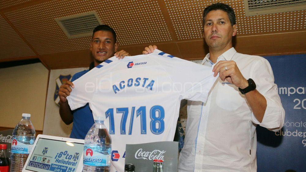 El CD Tenerife vuelve a fijarse en el mercado de Honduras