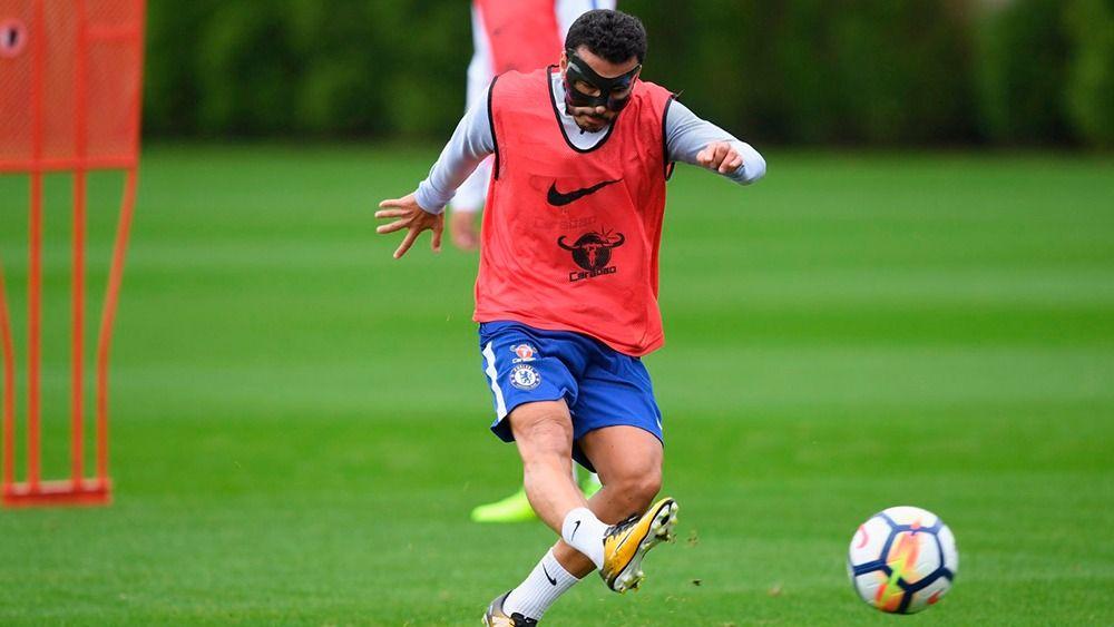 Pedro Rodríguez regresa a los entrenamientos con el Chelsea FC