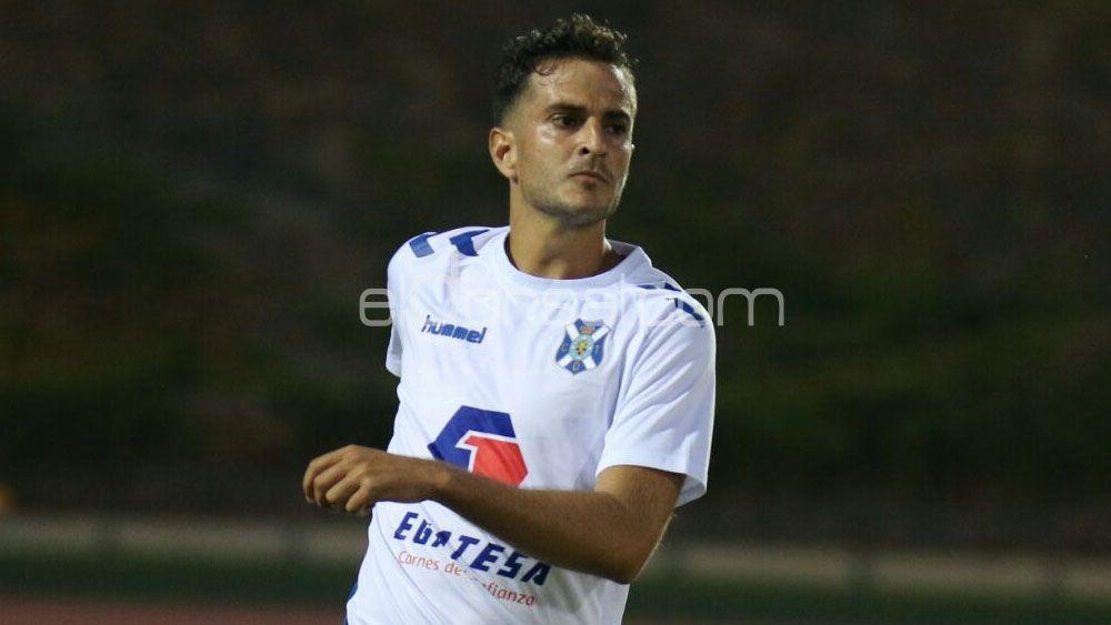 Juan Villar podría volver a tener minutos con el CD Tenerife en un partido especial