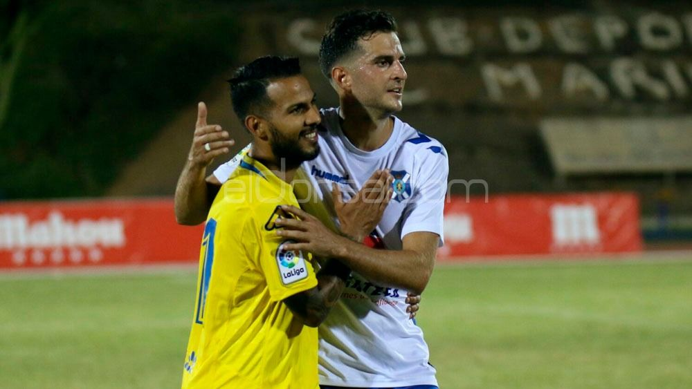 UD Las Palmas y CD Tenerife se vuelven a ver las caras en Maspalomas