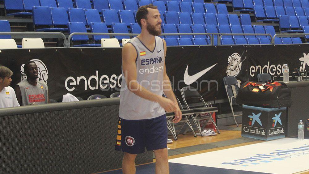 Sergio Rodríguez se luce en el debut del Eurobasket