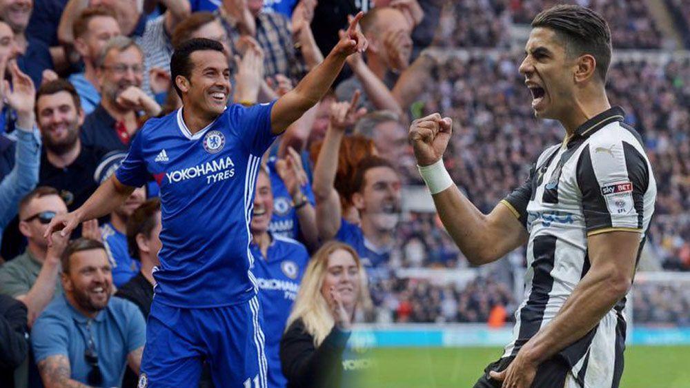 Arranca la Premier League 18-19 de los tinerfeños Pedro y Ayoze