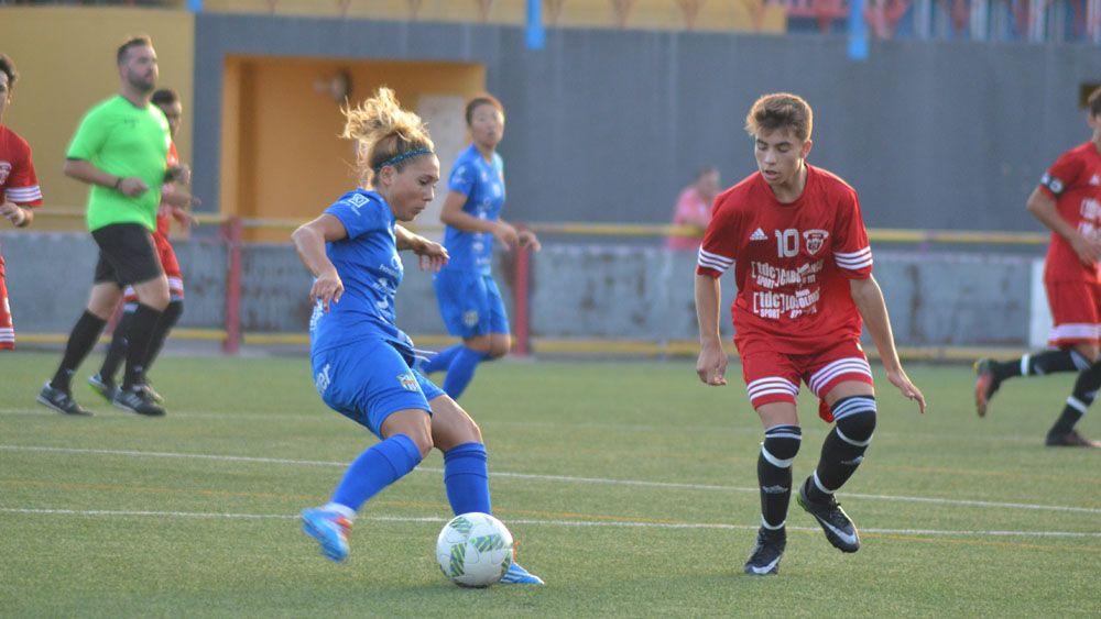 Buenas sensaciones en la UDG Tenerife en sus primeros tests de pretemporada