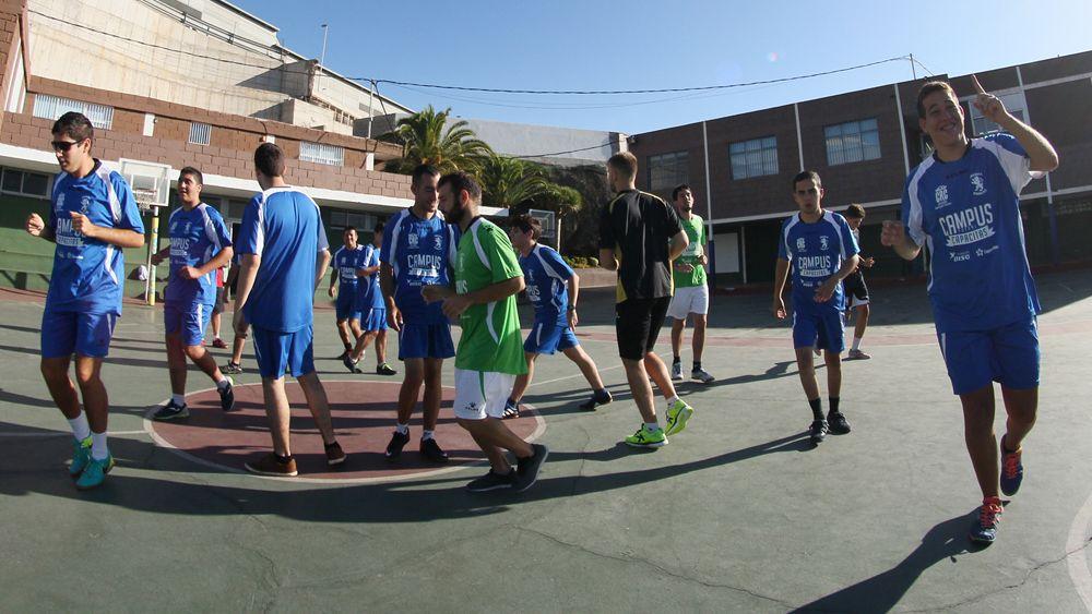 Concluye con éxito el I Campus Capacitas Futsal