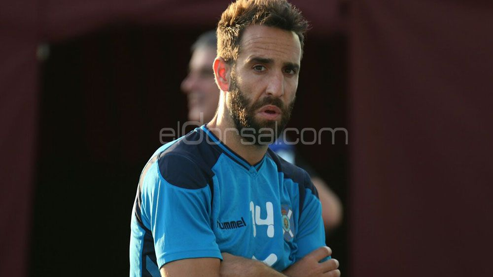 """Carlos Ruiz: """"Tenemos ganas de empezar bien la temporada"""""""