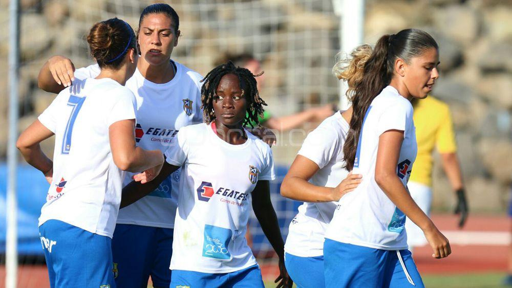 La UDG Tenerife golea al CD Femarguín en Tíncer