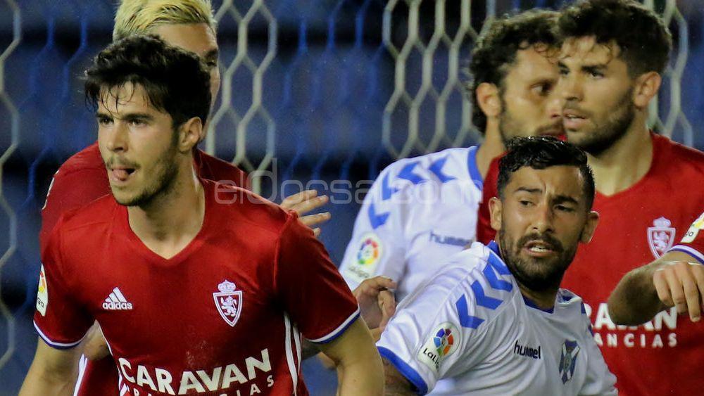 Edu García, ofrecido al CD Tenerife