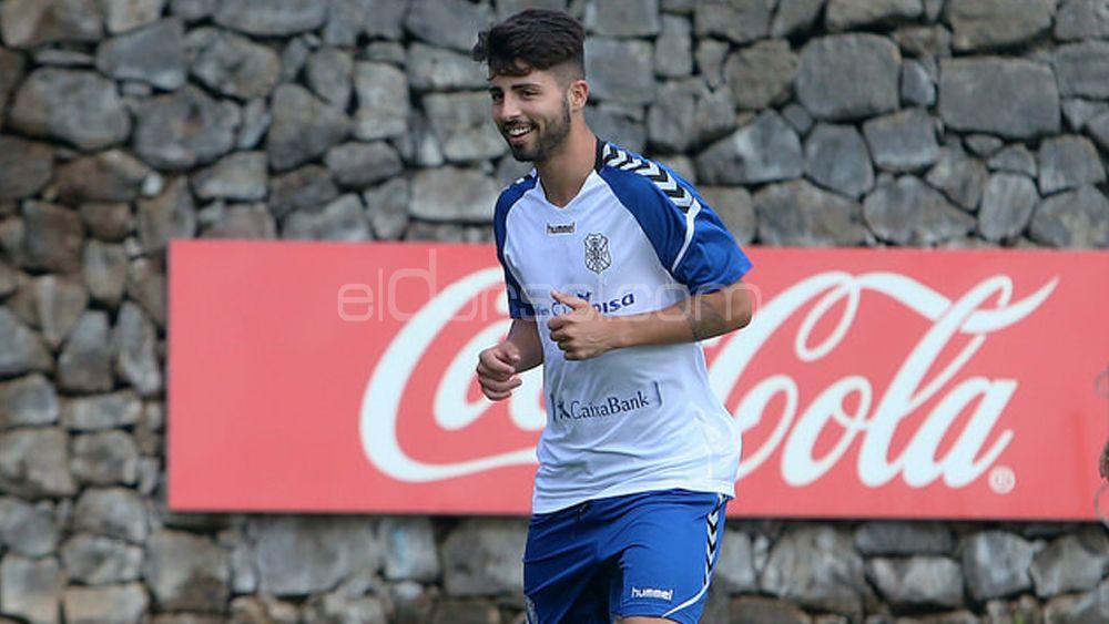 Turno para Brian Martín en el CD Tenerife – Real Zaragoza