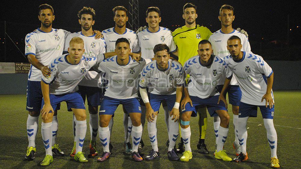 El CD Tenerife B comienza una nueva temporada plagada de cambios