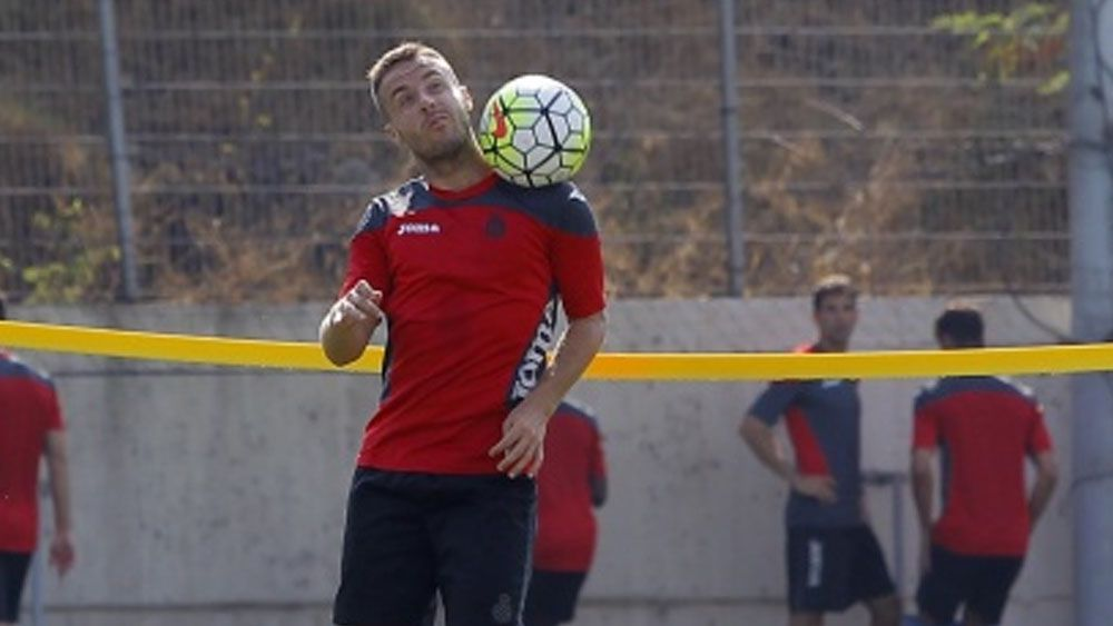 """Paco Montañés: """"Estoy muy ilusionado porque llego a un equipo muy grande"""""""