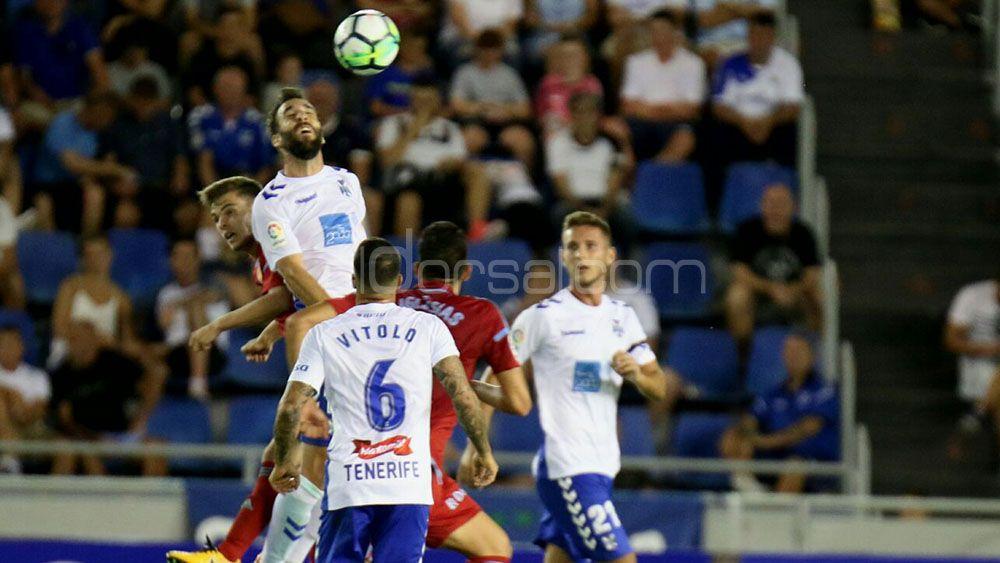 Análisis, uno por uno, de los jugadores del CD Tenerife ante el Zaragoza