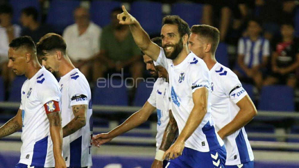 Valladolid, siguiente parada del líder de la Liga 1|2|3, el CD Tenerife