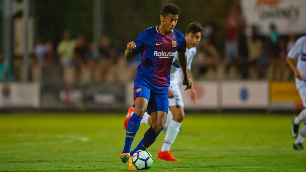 Las claves del próximo rival del CD Tenerife, el FC Barcelona B