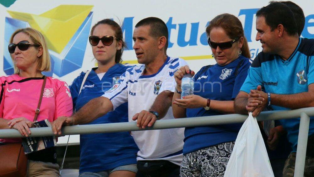 Lo que te perdiste durante el CD Tenerife – Real Zaragoza