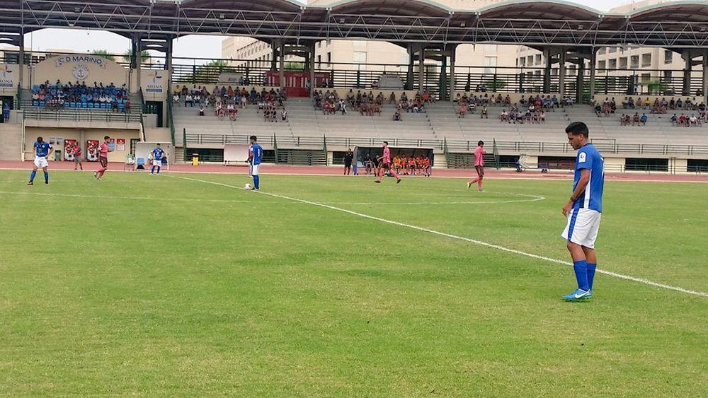 Emoción y mucha igualdad en la primera jornada de la Tercera Canaria 17-18