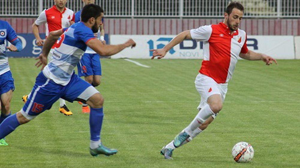 Filip Malbasic, refuerza el ataque del CD Tenerife
