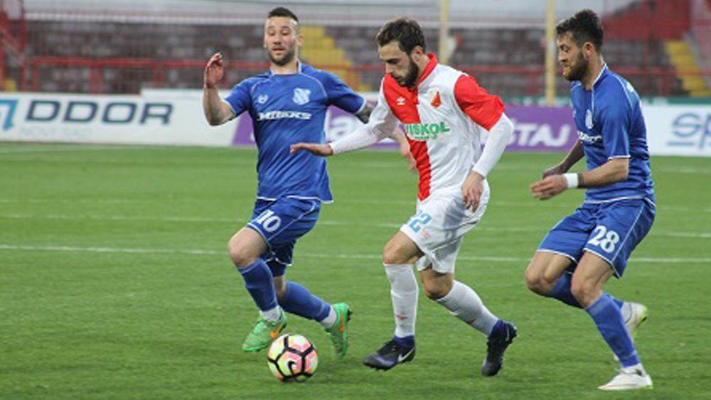 Filip Malbasic suena para reforzar el ataque del CD Tenerife
