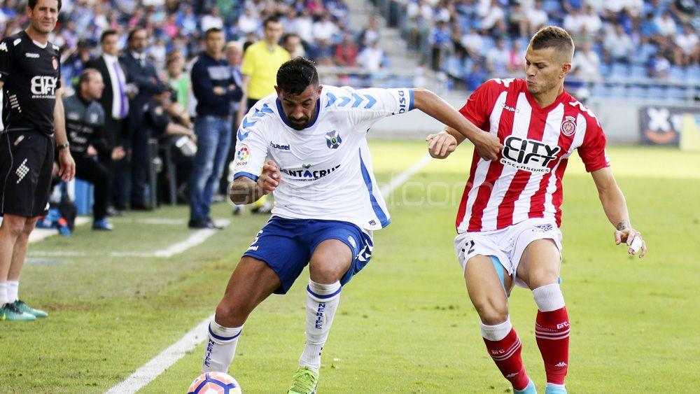 Samuele Longo, nuevo jugador del CD Tenerife