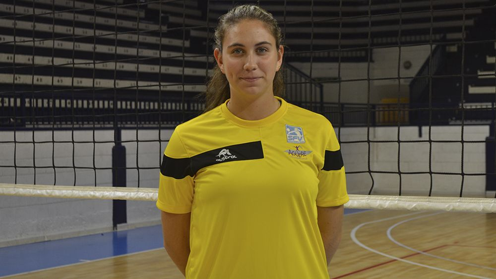 Saskia Vigni renueva por el CV Aguere