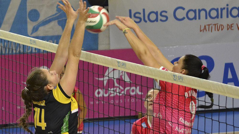 El CV Aguere inicia la temporada en Gran Canaria