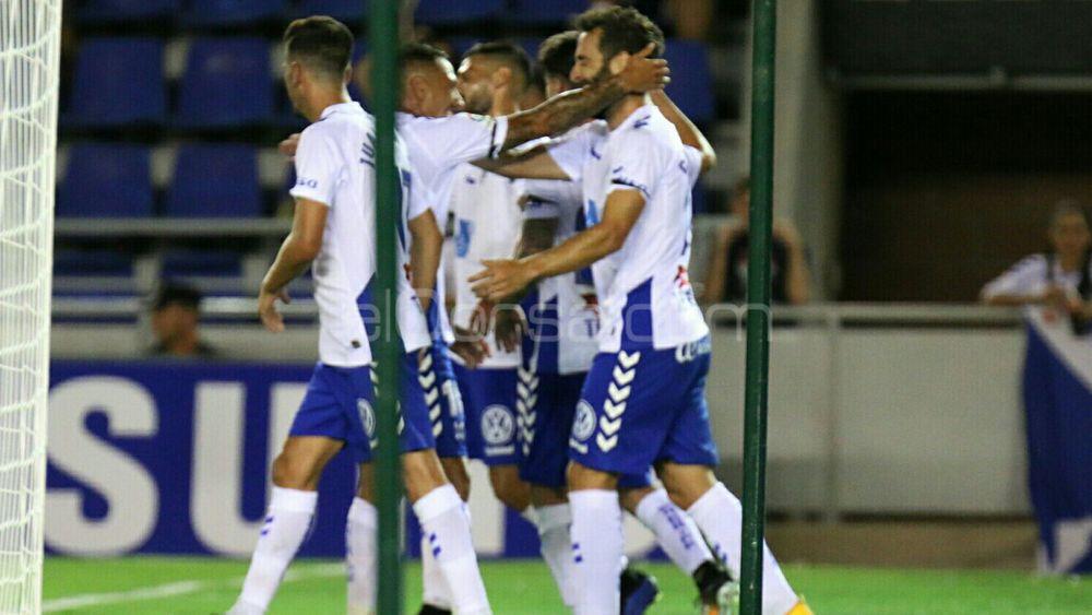 El CD Tenerife-Alcorcón será el sábado 23 de septiembre a las 17:00