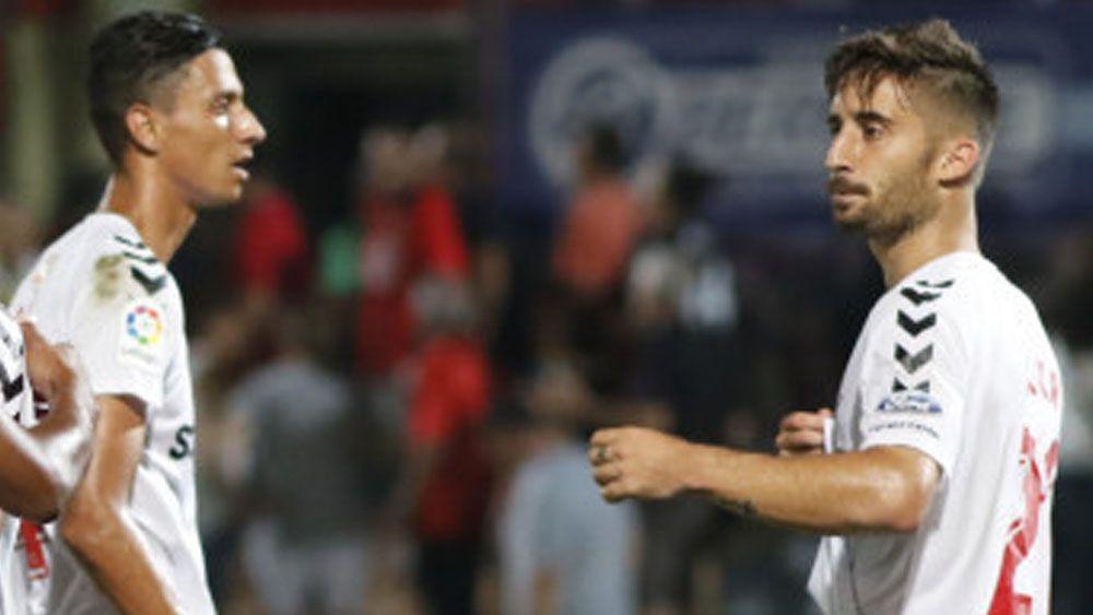 Maikel Mesa y Omar Perdomo visitarán al CD Tenerife el sábado 7 de octubre