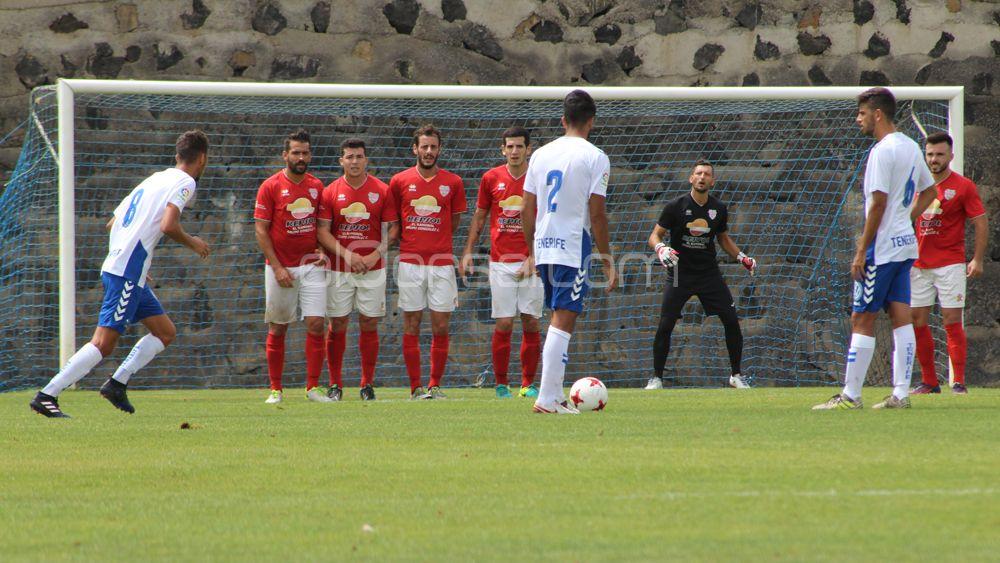 El CD Tenerife B continúa sin derrotas tras su tercer compromiso fuera de casa