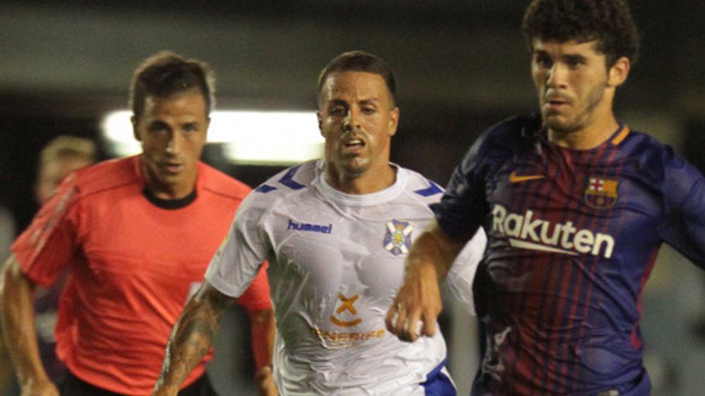 """Vitolo: """"Estamos muy contentos por la imagen que ha dado el equipo"""""""