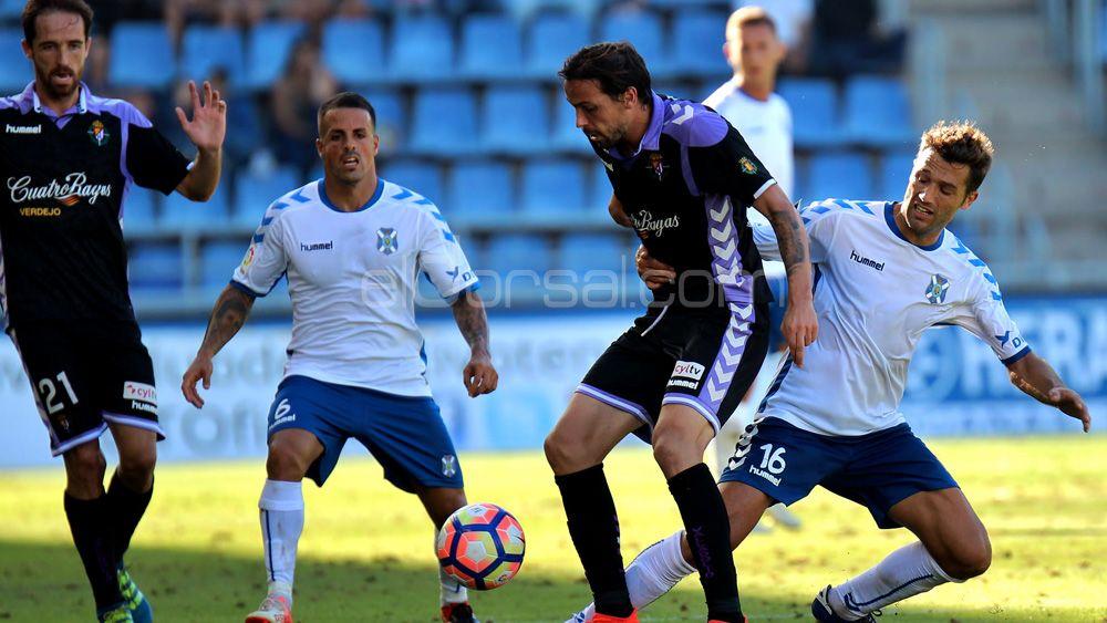 Las claves del Real Valladolid, rival del CD Tenerife
