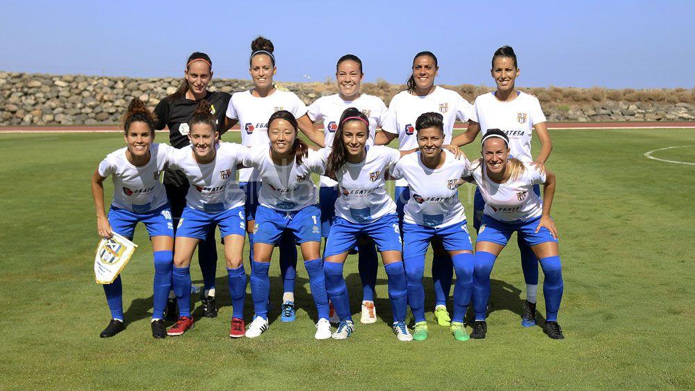La UDG Tenerife arranca el 'Tourmalet' en la Liga Iberdrola
