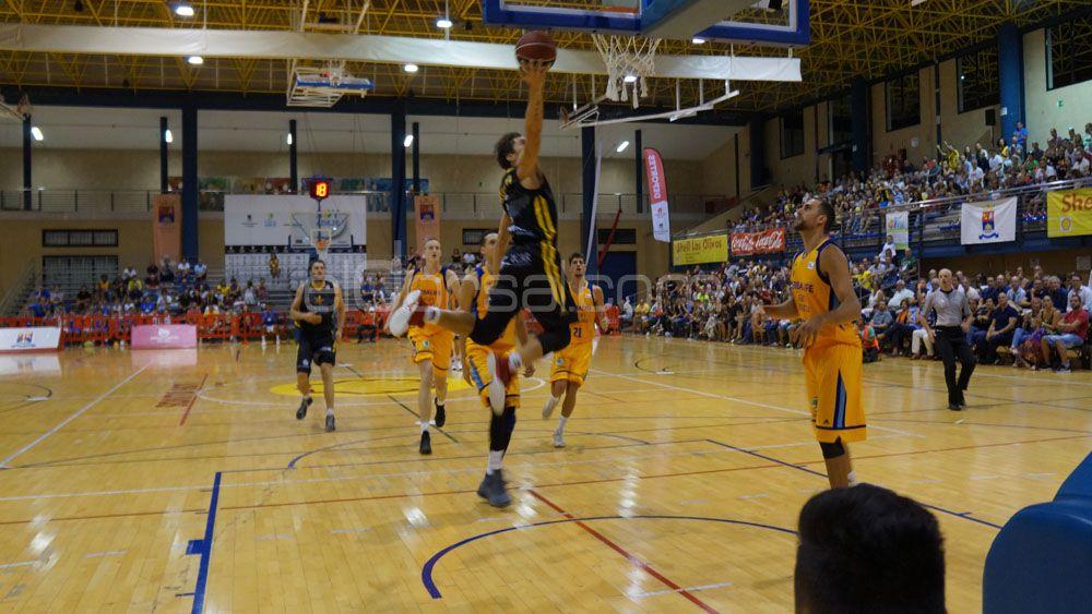 El Iberostar Tenerife vence a Morabanc Andorra y se mantiene invicto en pretemporada