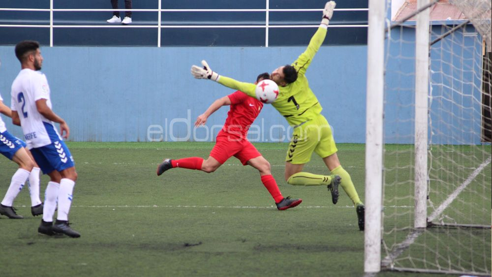 El CD Tenerife B recibe al Lanzarote en una jornada sin derbis tinerfeños