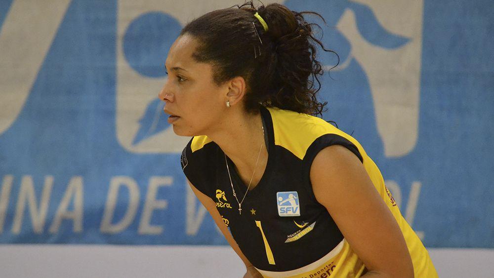 Renata Benedito renueva por el Aguere
