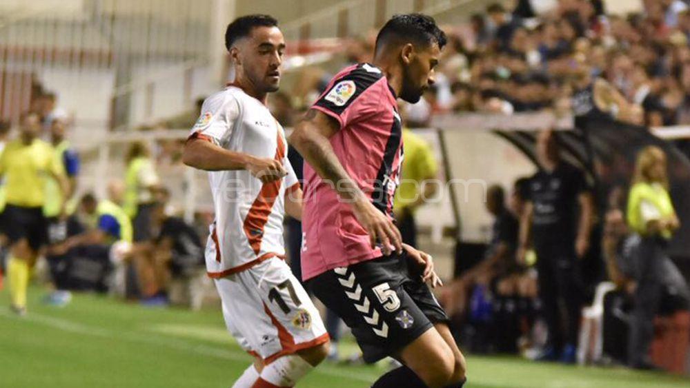 Las claves del Rayo Vallecano, rival este viernes del CD Tenerife