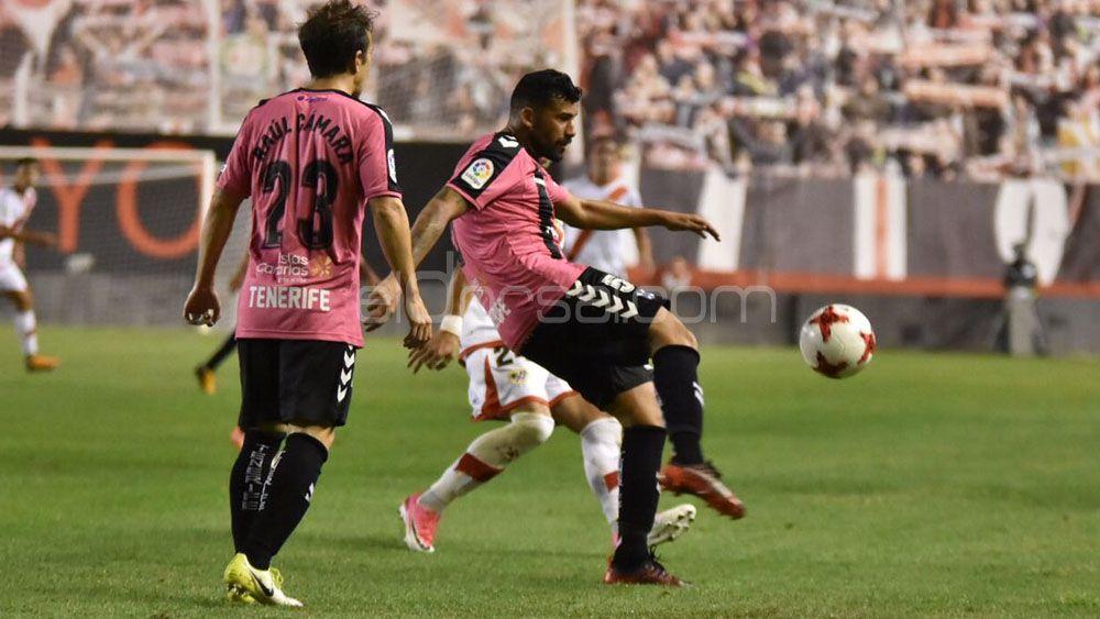 Análisis uno por uno de los jugadores del CD Tenerife frente al Rayo Vallecano
