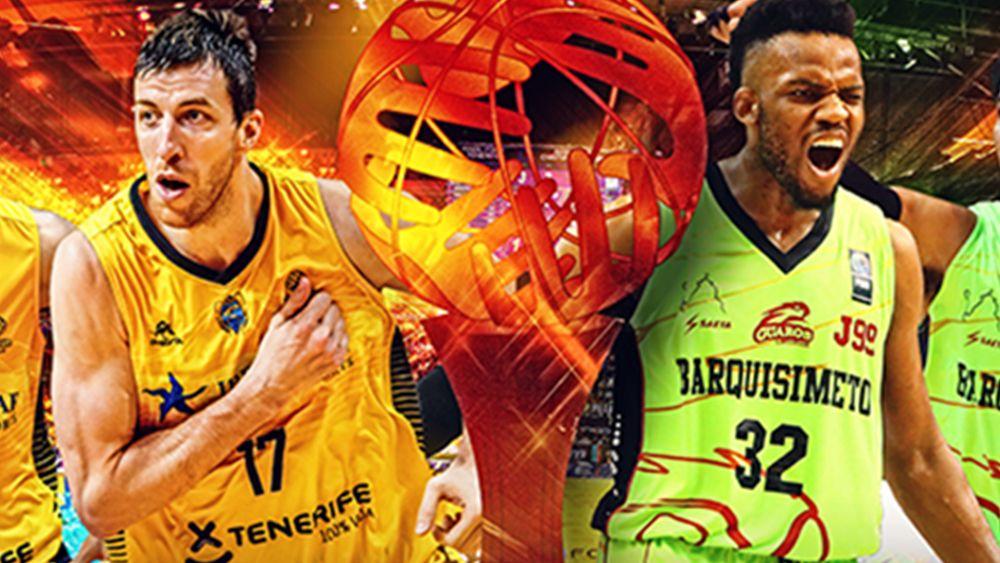 La FIBA fija el horario de la Copa Intercontinental