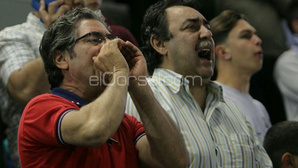 La afición del CD Tenerife estalla contra la Federación Española de Fútbol