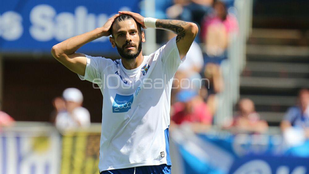 CD Tenerife y Granada CF se reparten los puntos en un final no apto para cardíacos
