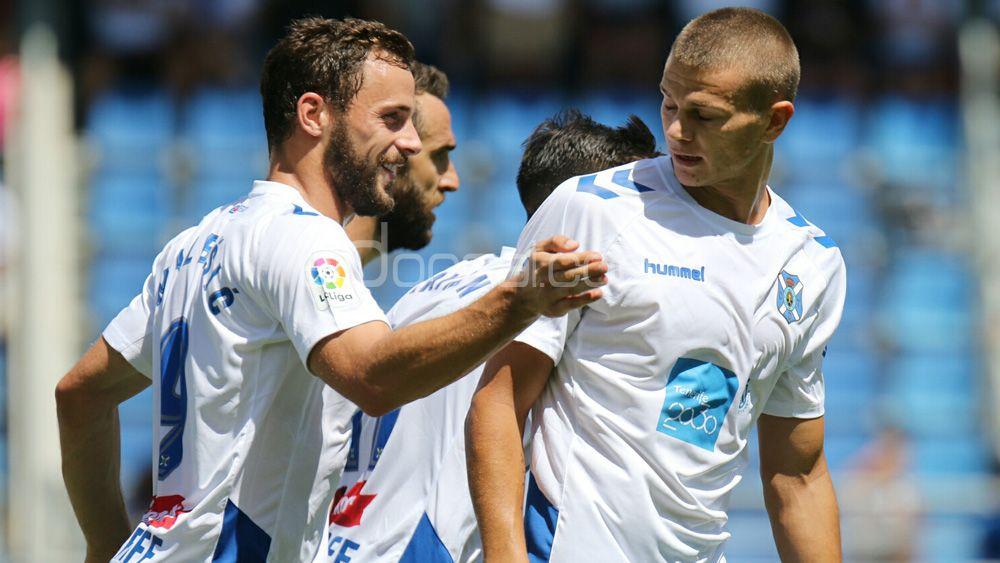 El CD Tenerife quiere volver a ganar en Liga