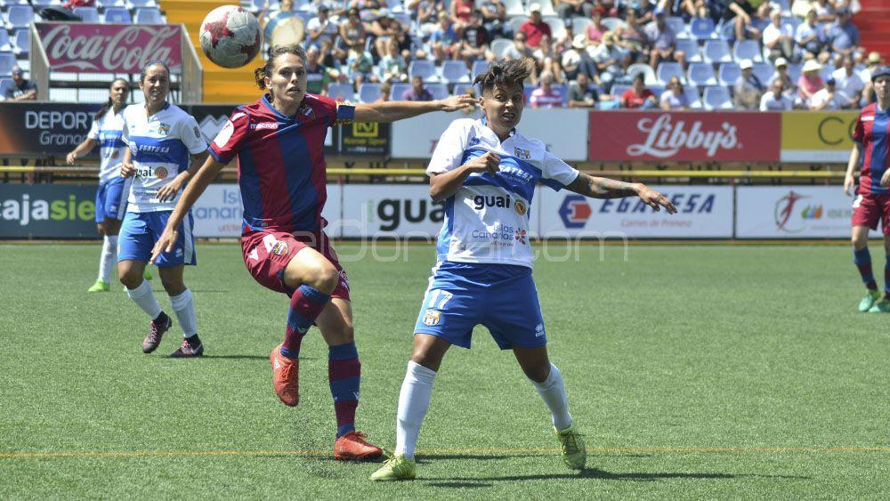 La UDG Tenerife no puede con el Levante UD y continúa sin ganar