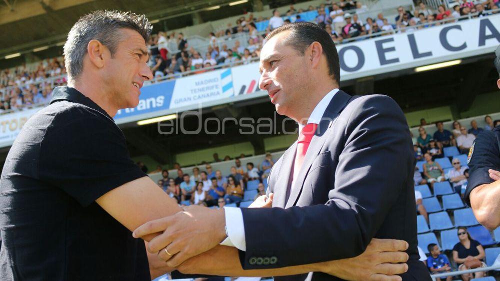 """Oltra: """"Granada CF y CD Tenerife llegaremos a donde queremos llegar"""""""