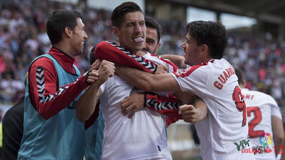 Yeray González 'regresa' a casa para medirse al CD Tenerife