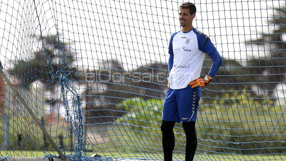 Los seguidores del CD Tenerife eligen un once con siete cambios