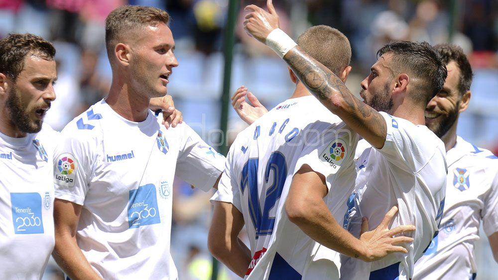 El once de la afición del CD Tenerife para enfrentarse al Córdoba